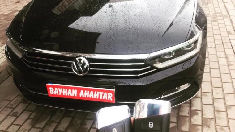 Volkswagen Passat Yedek Anahtar Yapımı